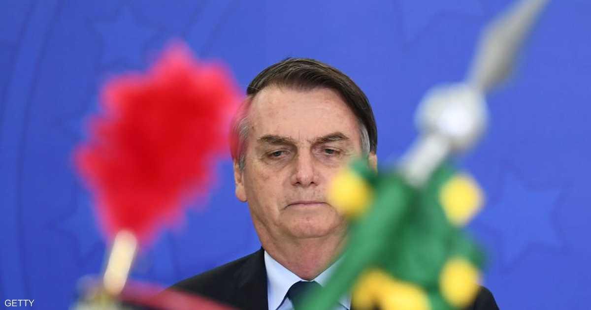 رئيس البرازيل يدخل على خط
