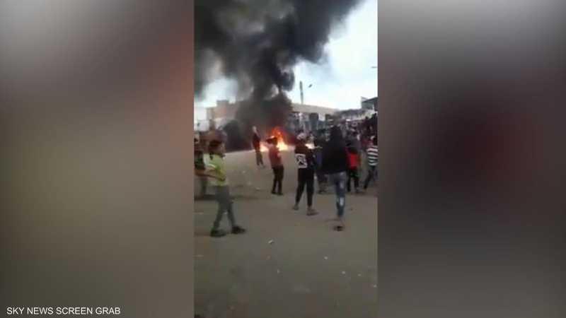 احتجاجات في دير الزور منددة بسياسات قسد