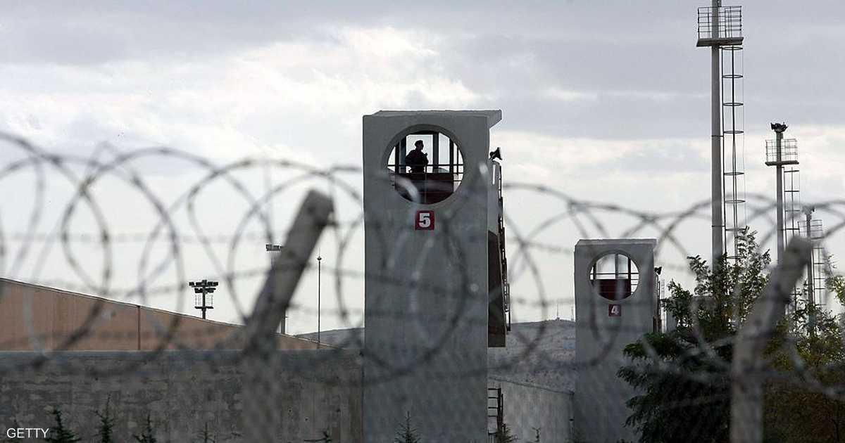 عدد قياسي من السجناء في تركيا