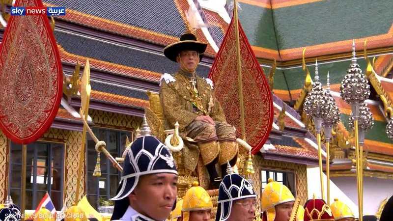 تايلاند.. تتويج الملك