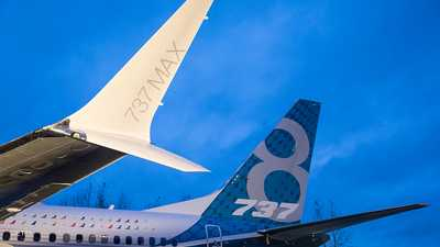 """بوينغ تقر بخلل """"737 ماكس"""".. ورسالة تتجاهل """"النقطة الأهم"""""""
