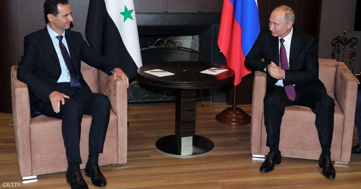 الروس يتراجعون عن تأييد حملة بلادهم في سوريا   أخبار سكاي نيوز عربية