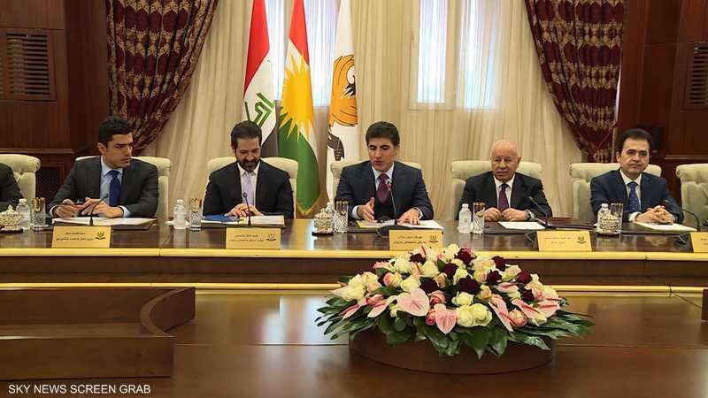 برلمان كردستان يصوت لصالح مشروع قانون رئاسة الإقليم