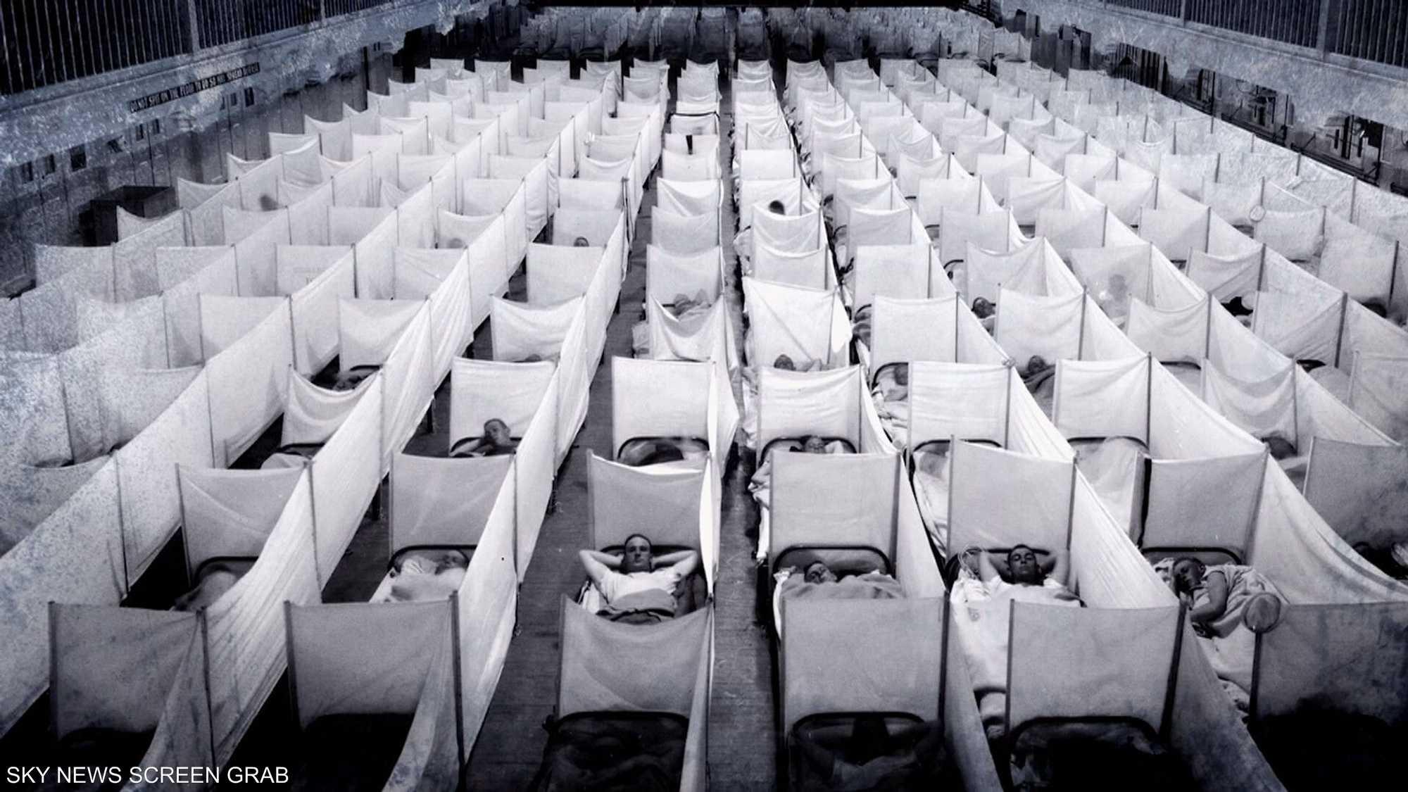 الانفلونزا التي قتلت 50 مليون شخص
