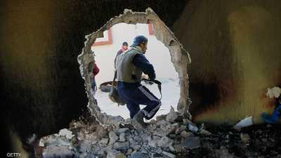 ليبيا.. قصف عشوائي لميليشيات طرابلس على حي مدني