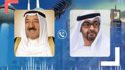 أمير الكويت يستنكر تعرض ناقلات نفط لعمل تخريبي بخليج عُمان