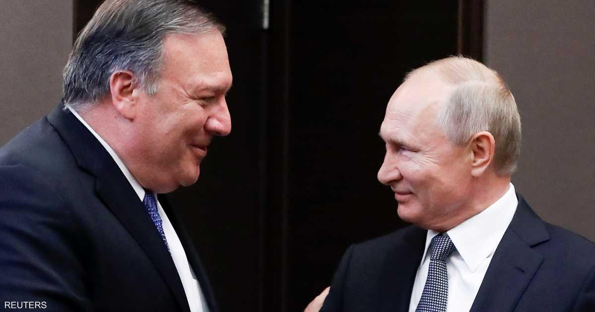 بوتن يخطب ود واشنطن: نريد