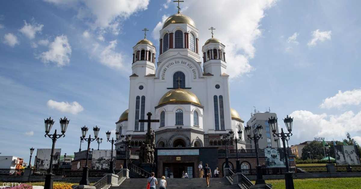 مواجهات في مدينة روسية بسبب