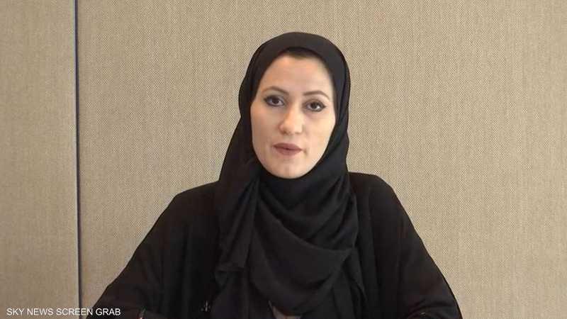 أسماء أريان زوجة الشيخ القطري طلال آل ثاني