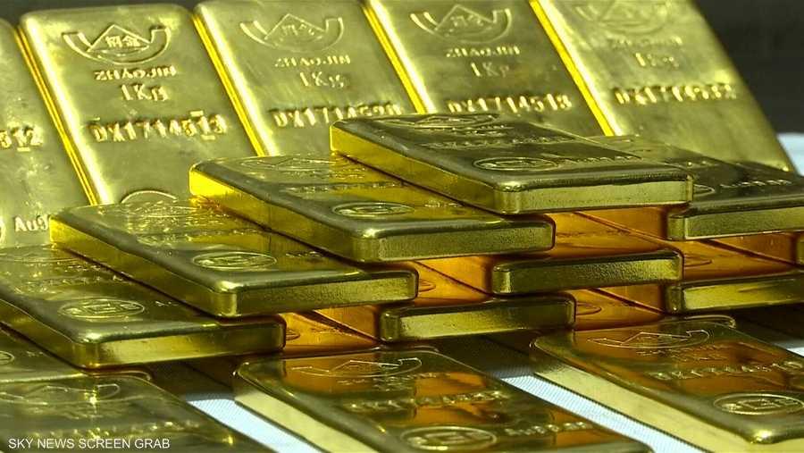 الذهب يواصل المكاسب عالمياً مع انحسار شهية المخاطرة