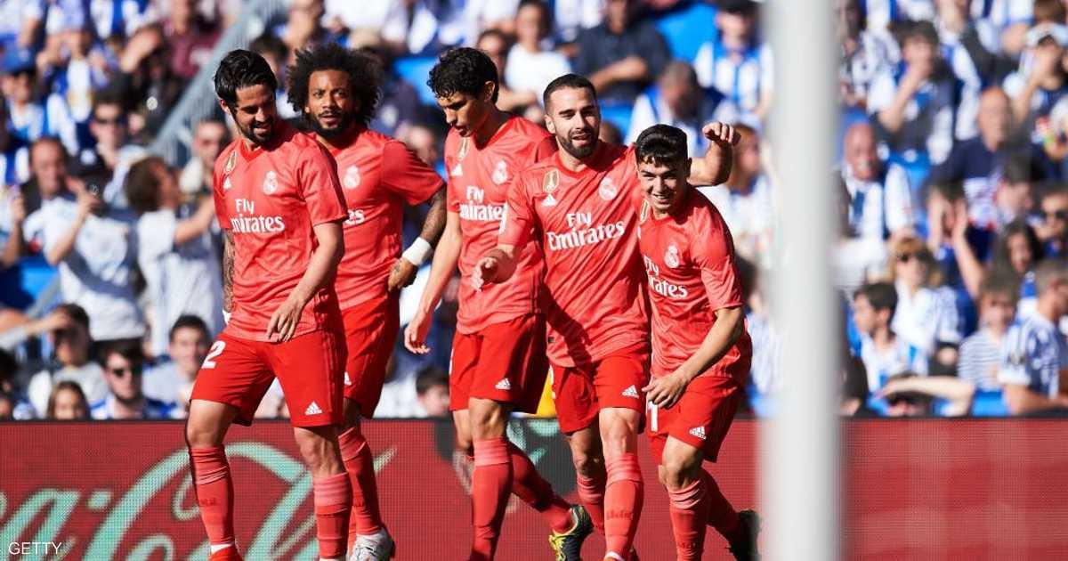 ريال مدريد يبحث عن فرق جديدة لـ14 لاعبا