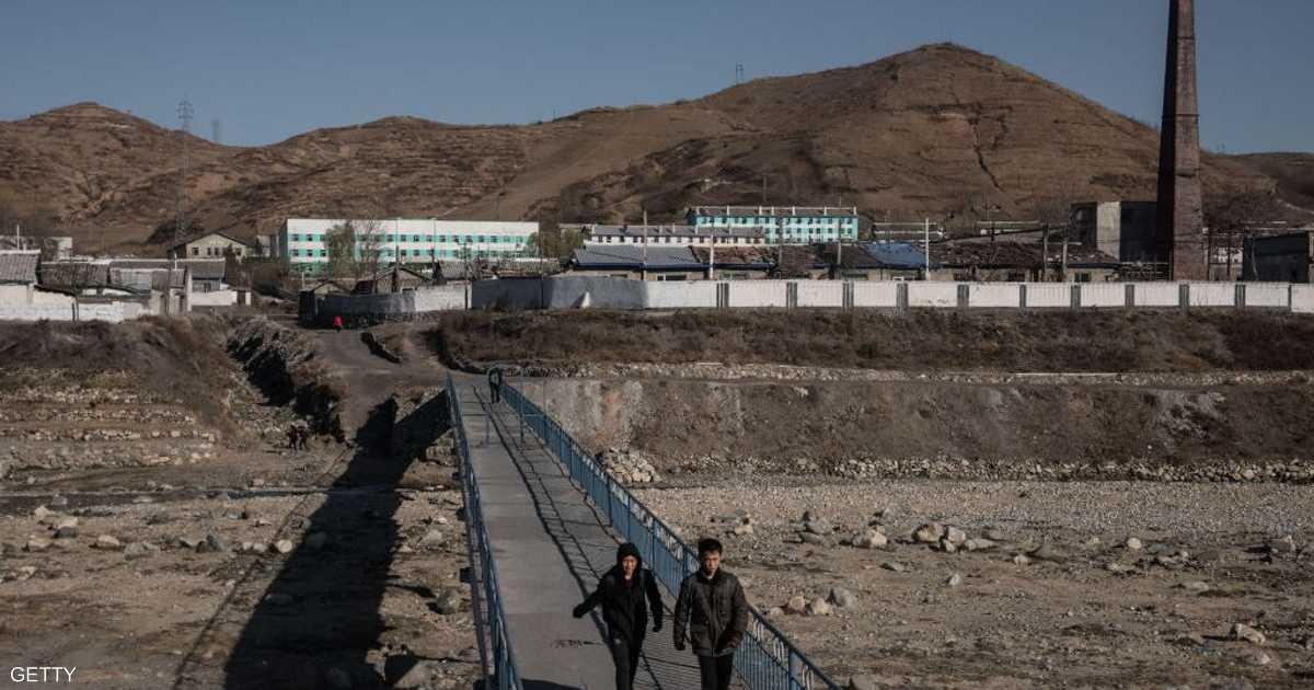 جفاف غير مسبوق يجتاح كوريا الشمالية