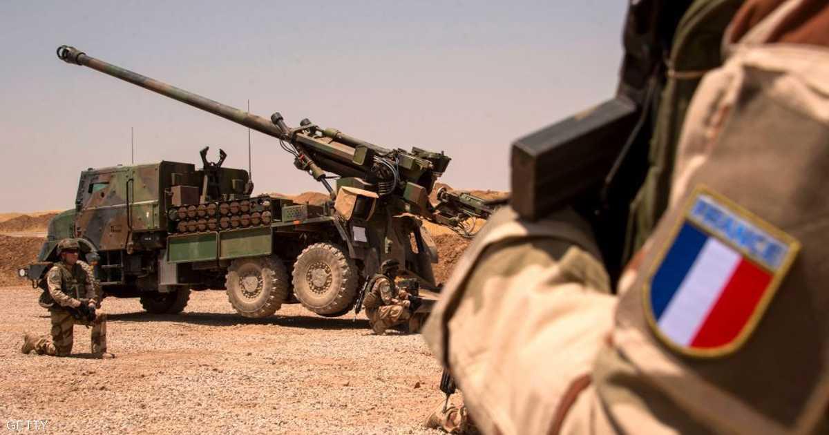 فرنسا: سنواصل عمليات التدريب العسكري بالعراق