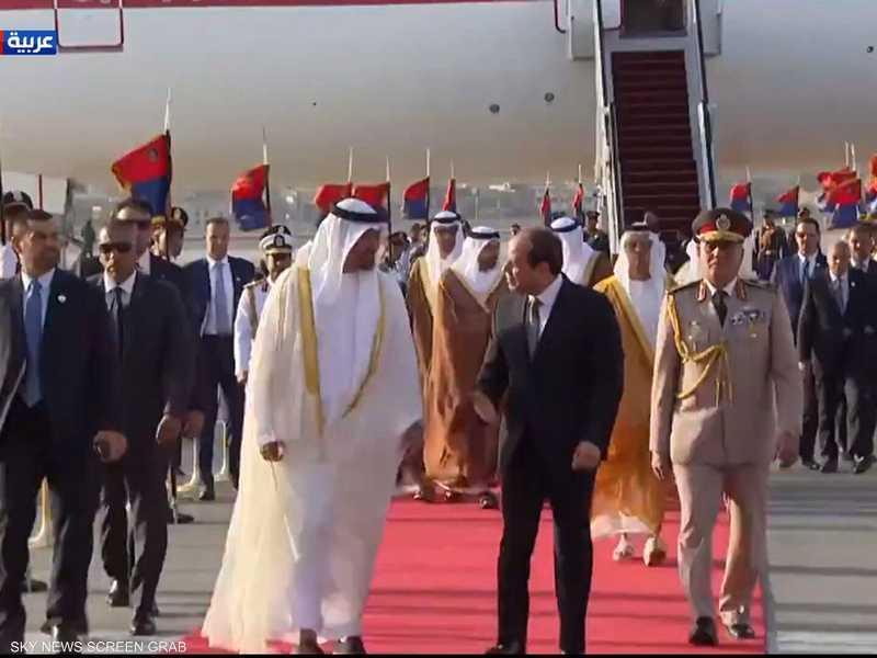 السيسي: نتضامن مع الإمارات والسعودية وأمنهما من أمن مصر 1-1252316.jpg