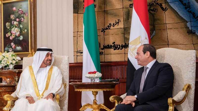 السيسي: نتضامن مع الإمارات والسعودية وأمنهما من أمن مصر 1-1252323.JPG