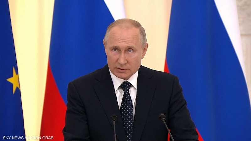 بوتن: على إيران البقاء في الاتفاق النووي
