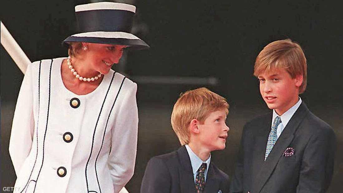الأمير وليام يتحدث عن فقدان والدته الأميرة ديانا 1-1252905