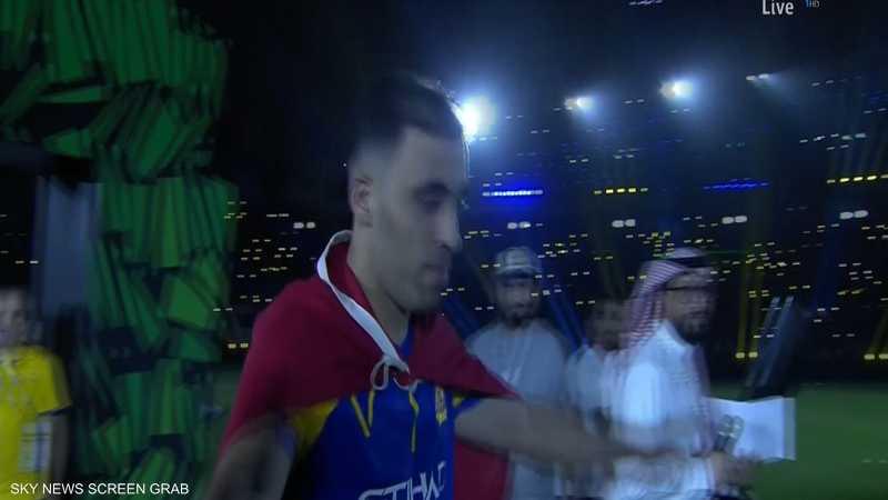 """المغربي """"حمد الله"""" يكتب التاريخ بالدوري السعودي"""