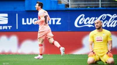 """برشلونة ينهي موسمه بتعادل """"باهت"""" رغم تألق ميسي"""