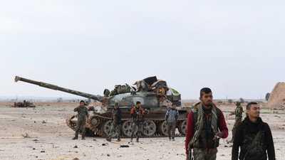 سوريا.. إحباط هجوم بطائرات مسيرة في إدلب