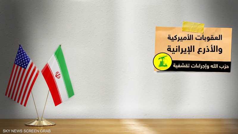 العقوبات الإيرانية