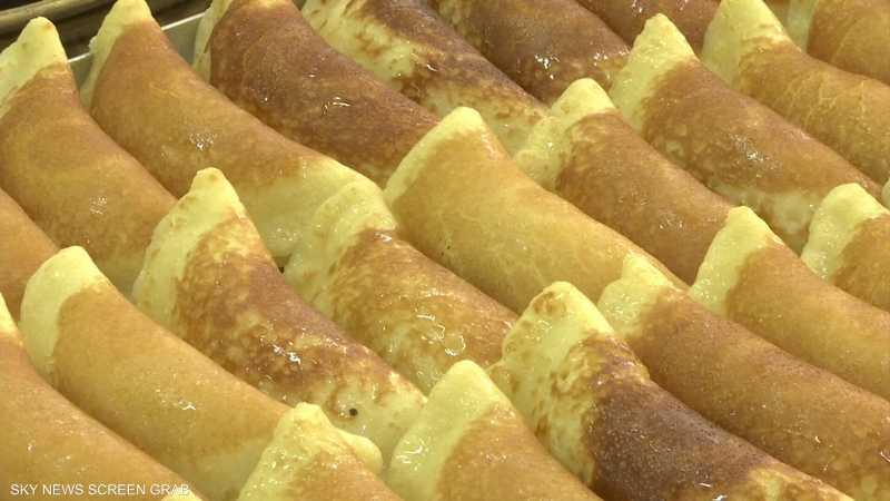 القطايف.. أميرة الحلوى الرمضانية في لبنان
