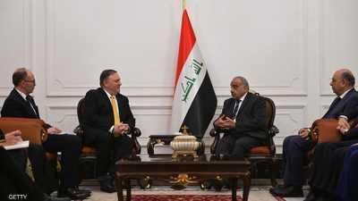 """العراق يرتّب وساطة """"عالية المستوى"""" بين واشنطن وطهران"""