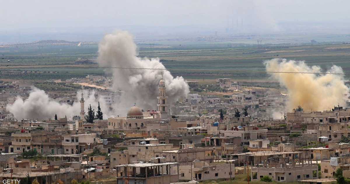 أزمة الكيماوي  تعود إلى سوريا.. وأميركا تهدد بالرد   أخبار سكاي نيوز عربية