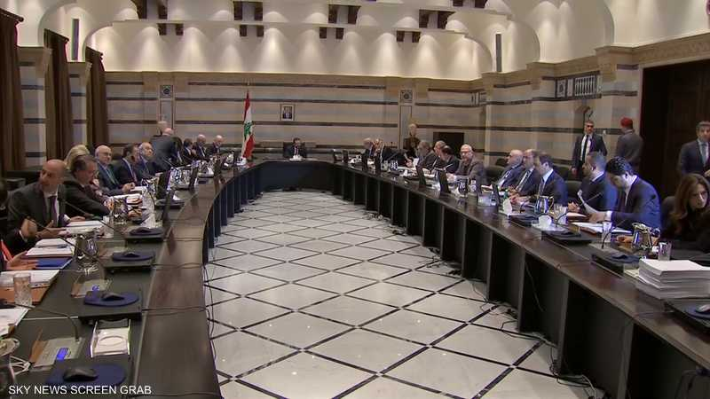 الحكومة اللبنانية تفشل في إقرار الموازنة العامة