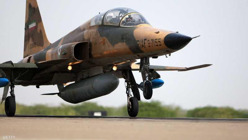 """مقاتلة إيرانية من طراز """"إف 5"""""""