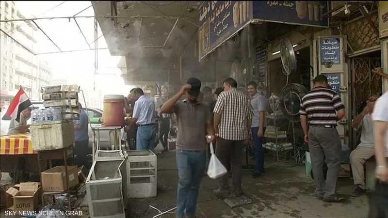 موجة حر شديدة تضرب مصر وبلاد الشام والعراق