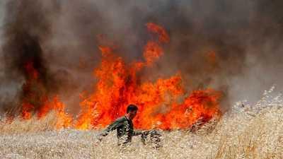 حرائق في إسرائيل.. وإجلاء عشرات الأسر