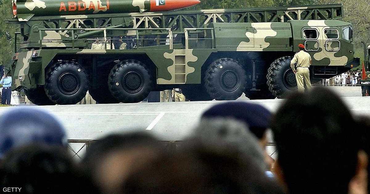 باكستان.. تجربة باليستية جديدة وبحث عن السلام مع الهند