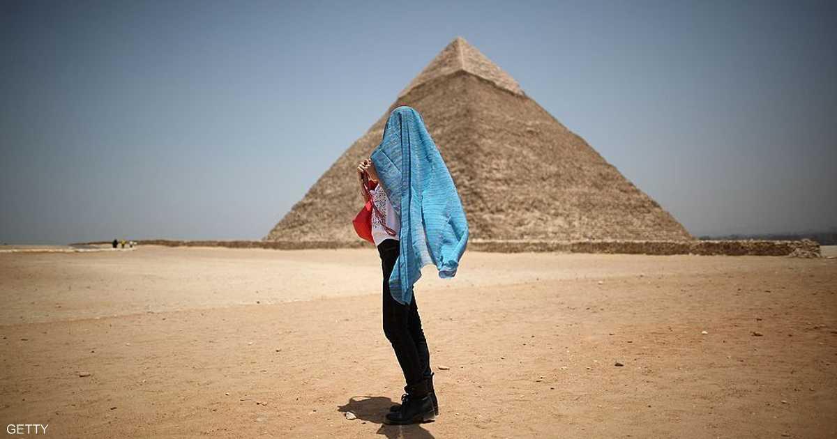 مصر.. سبب الحرارة الشديدة بشري وليس طبيعيا