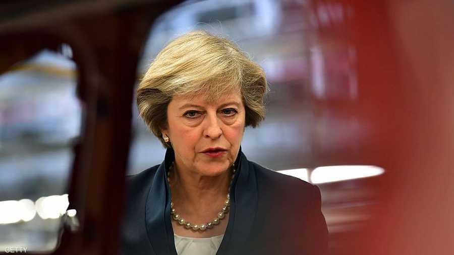 تولت تيريزا ماي رئاسة الحكومة في 2016 بعيد تصويت البريطانيين بنسبة 52 بالمئة مع بريكست في استفتاء جرى في 23 يونيو.