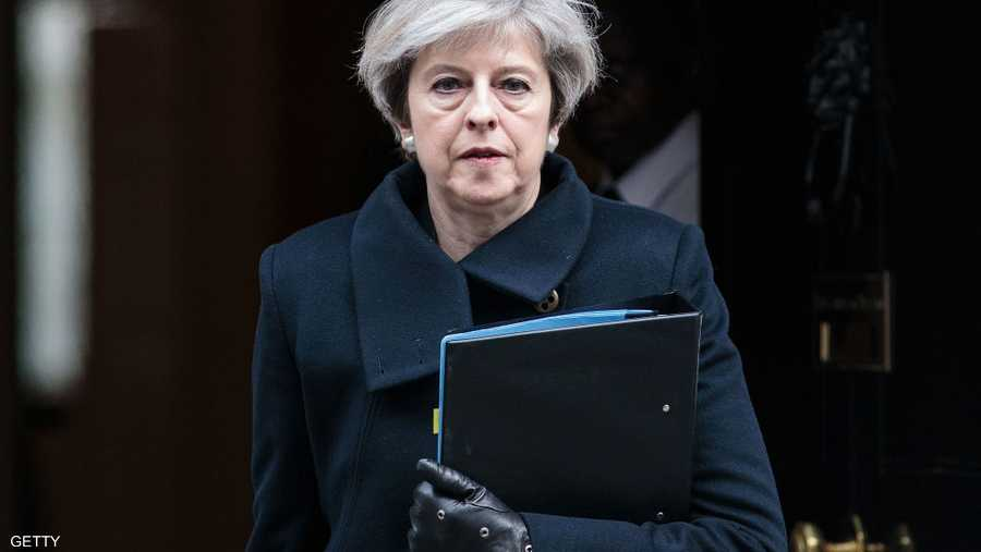 """ماي ثان امرأة تتولى رئاسة الحكومة البريطانية بعد الراحلة مارغريت تاتشر، التي كانت تعرف بلقب """"المرأة الحديدية""""."""