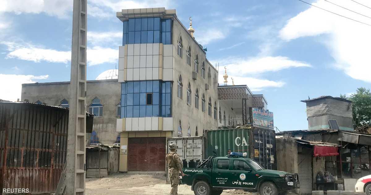 مقتل رجل دين بارز في انفجار استهدف مسجدا في كابول