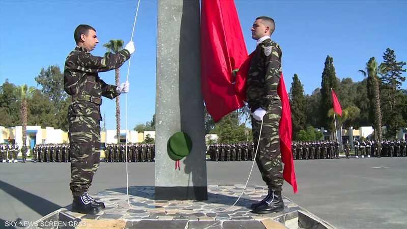 الخدمة العسكرية في المغرب