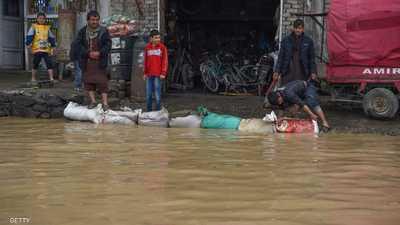 24 قتيلا بفيضانات فنزويلا