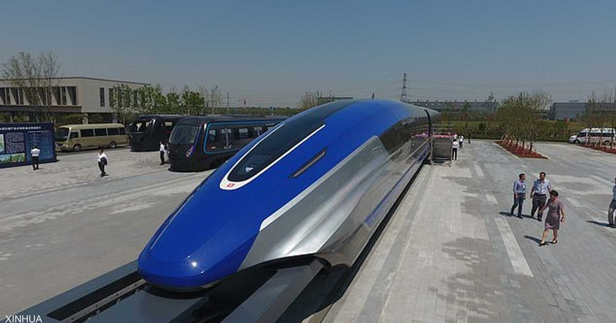 الصين تتحدى نفسها والعالم.. قطار  محلي  بسرعة  أسطورية    أخبار سكاي نيوز عربية