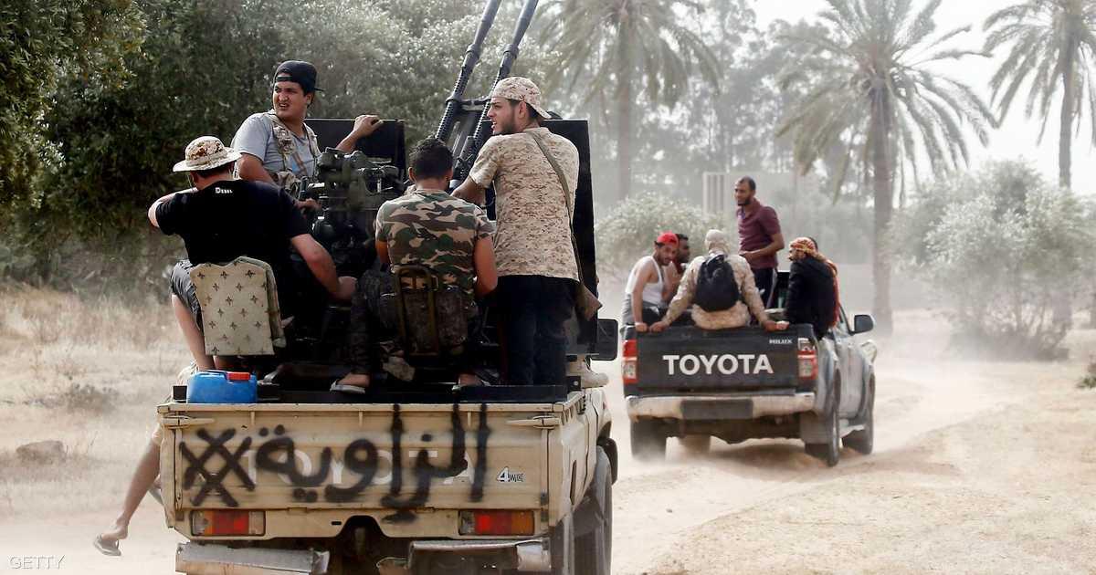 ليبيا.. تقدم لـ طوفان الكرامة  جنوبي طرابلس   أخبار سكاي نيوز عربية