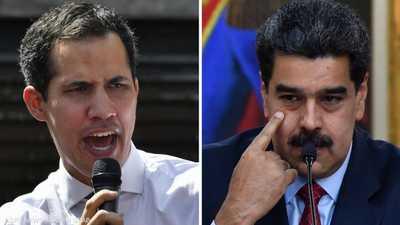 """لأول مرة.. ممثلو مادورو وغوايدو """"وجها لوجه"""""""