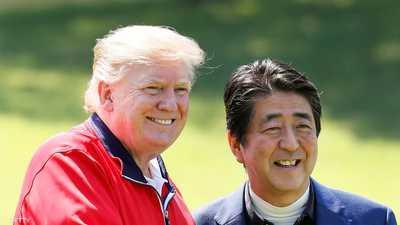 ترامب: إطلاق بعض الأسلحة الصغيرة من كوريا الشمالية لا يزعجني
