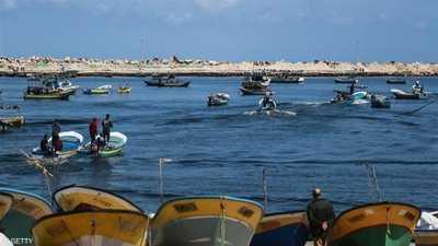 إسرائيل توسع مسافة الصيد في غزة