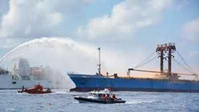 10 قتلى إثر تسرب غازي في سفينة شحن بالصين