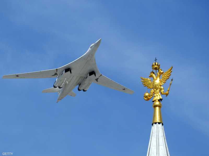 القاذفة الروسية الأسرع من الصوت تي يو 160