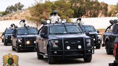 الجيش الليبي يتقدم إلى وسط طرابلس