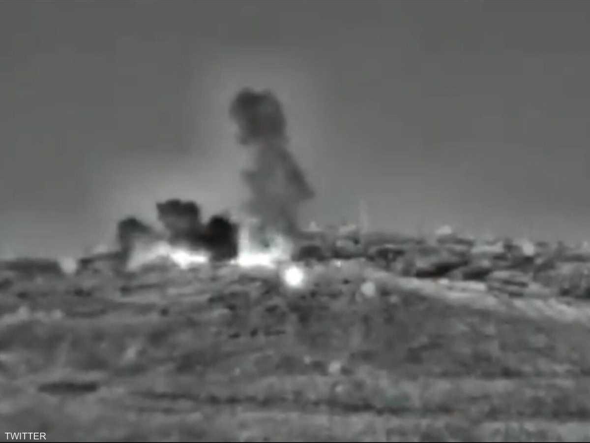 إسرائيل تقصف موقعا سوريا في القنيطرة