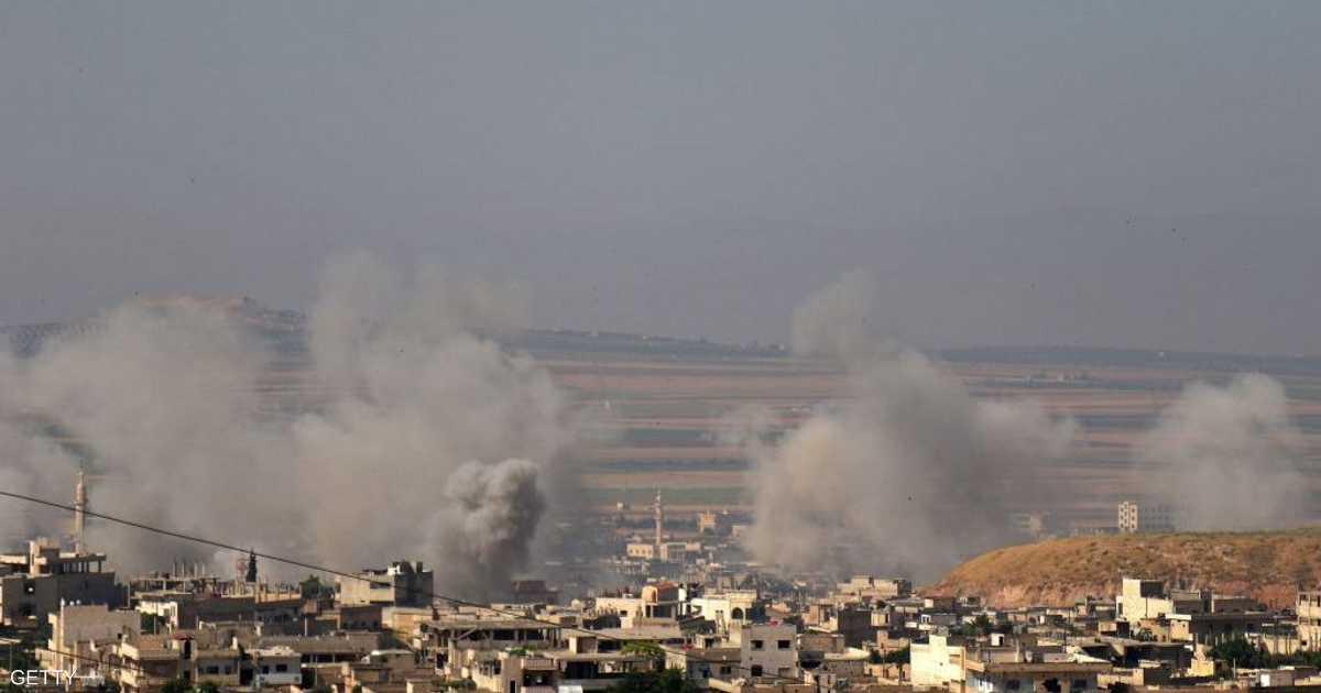 احتدام المعارك في شمال غرب سوريا بعد هجوم للمعارضة   أخبار سكاي نيوز عربية