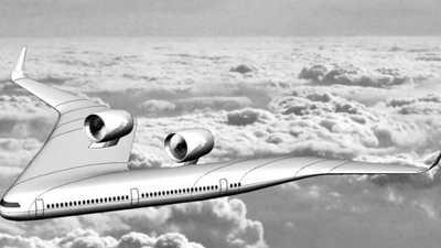 """طائرة ثورية.. الشكل """"غيتار"""" والفعالية قياسية"""